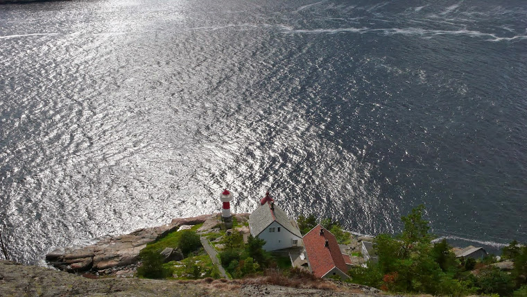 one of TAs venues: lighthouse Odderøya Fyr