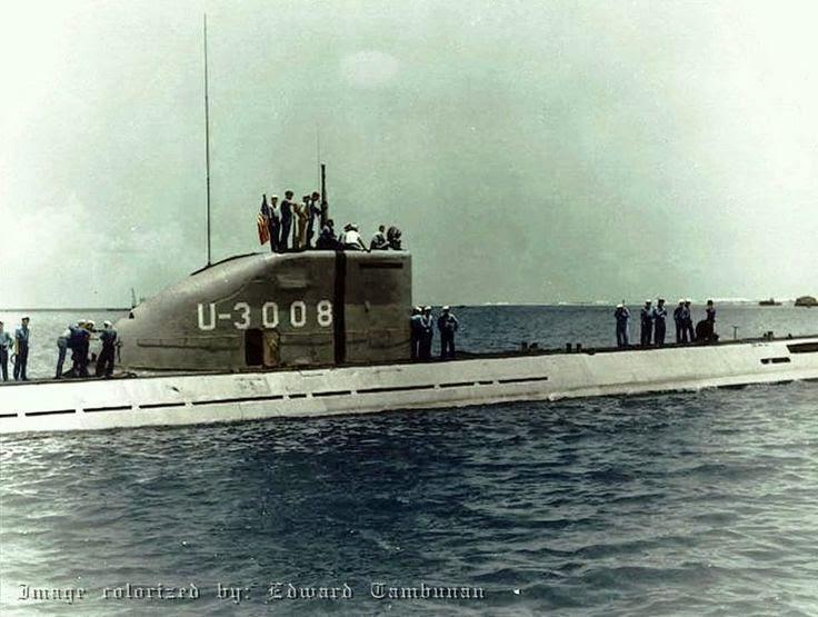 Type XXI U-boat worldwartwo.filminspector.com