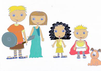 LA FAMILIA ROMÁN