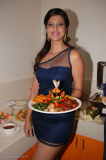 Hamsa Nandini spicy South Item Girl