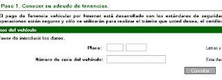 tenencias en linea en yucatan 2013 2014 gratis