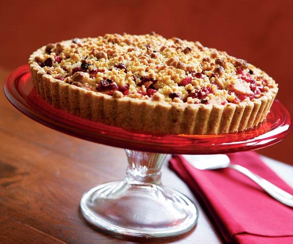 Cook Now Recipes: Apple Almond Cranberry Pie Recipe