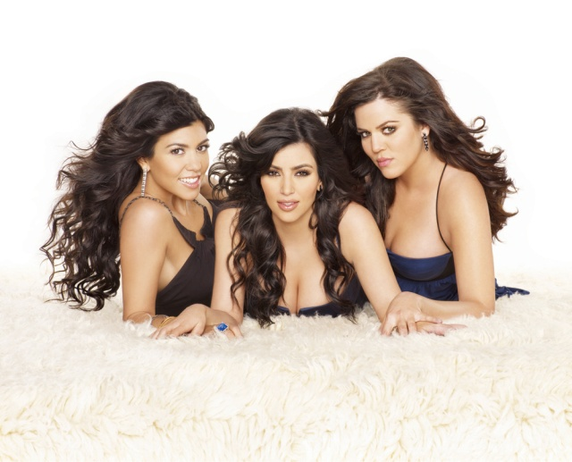 Legally Beautiful: Kardashian Makeup Line! Excited?