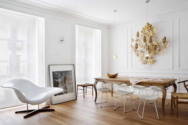 Entspanntes Wohnen im Midcentury Design - einfach gekonnt einrichten