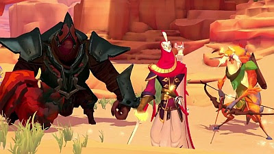 Gigantic (Game) - Gameplay Trailer (E3 2015) - Screenshot