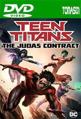 Teen Titans: El contrato de Judas (2017) DVDRip