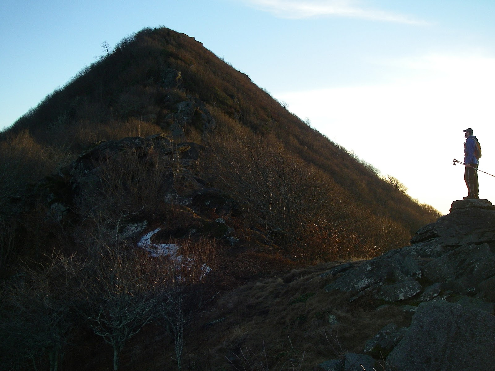 Peaks Amp Paths Elk Knob And Snake Mountain Plus A Few More