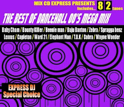★THE BEST OF 00'S DANCEHALL MEGAMIX