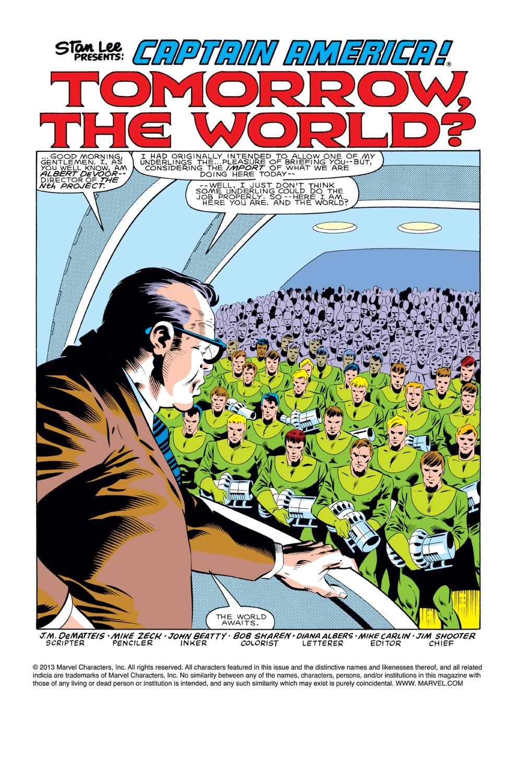 Captain America (1968) Issue #289 #205 - English 2