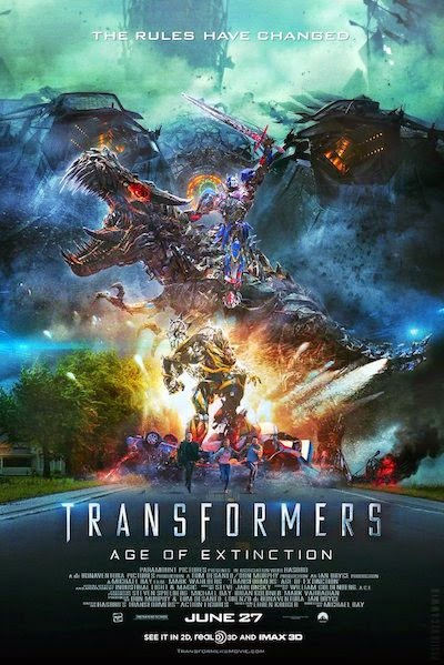 Transformers Age of Extinction (2014) 720p WEB-DL 999MB