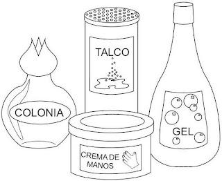 Objetos para higiene personal