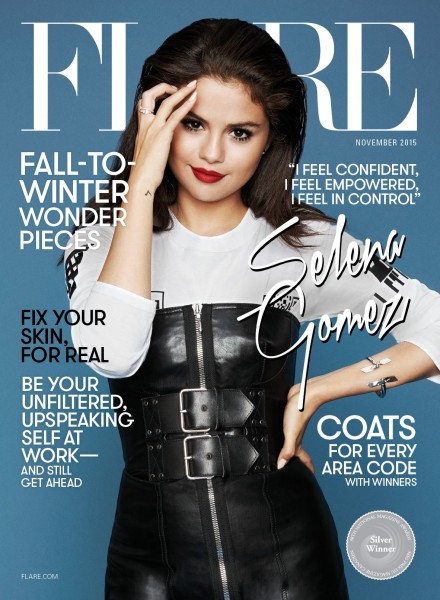 Magazine Covers November 2015