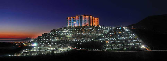 Goldcity Night View