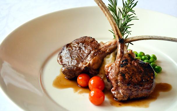 Doug S Recipe Page Hugh Hefner S Lamb Chop Dinner