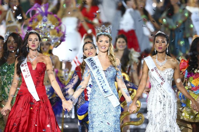 Miss World Pageant in China