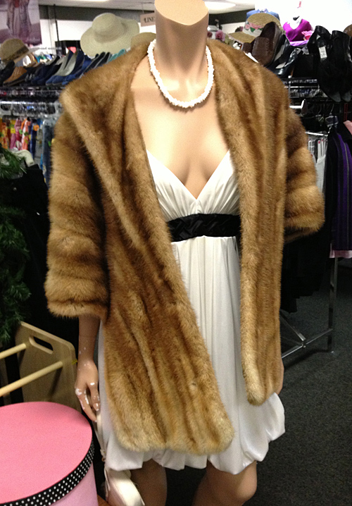 NowThisLife.com - Cleavage and Fur