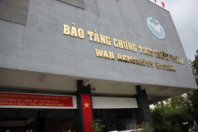 Museo Guerra de Vietnam