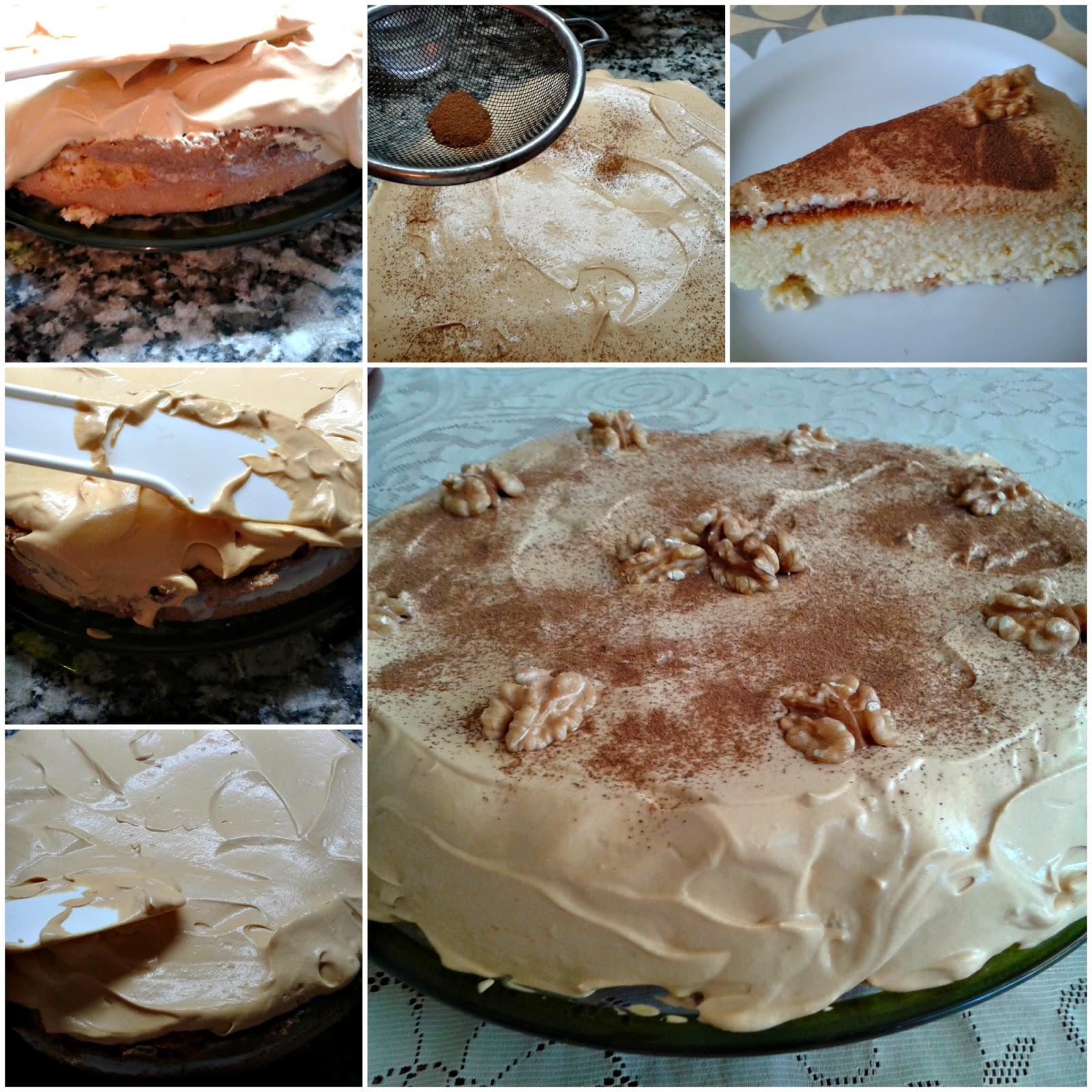 Torta Tres (cuatro) Leches