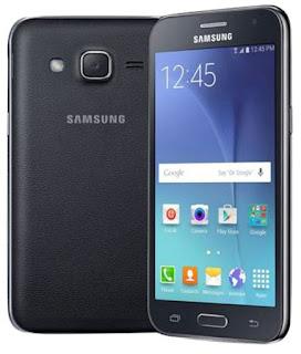 Samsung Galaxy J2 - Hitam