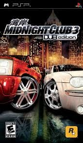 Midnight Club III Dub Edition PSP ISO Untuk Komputer Full Version