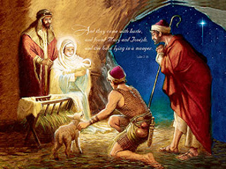 Christmas nativity images