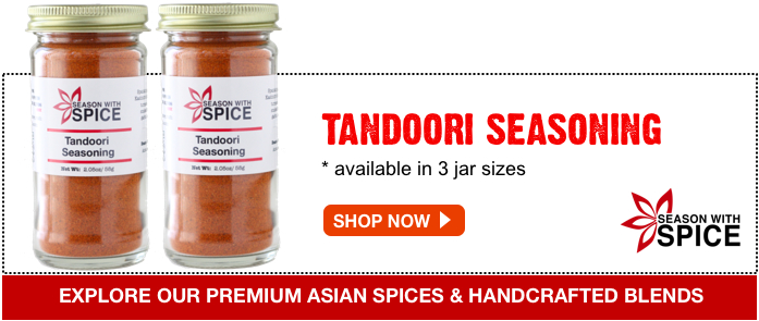 buy tandoori seasoning available at Season With Spice shop