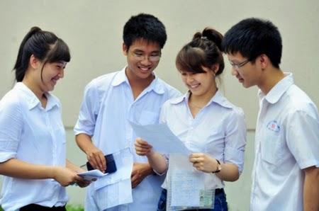 Có 5 đợt xét tuyển đại học, cao đẳng 2015