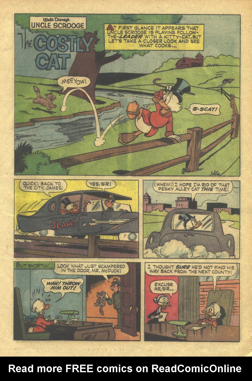 Uncle Scrooge (1953) Issue #53 #53 - English 25
