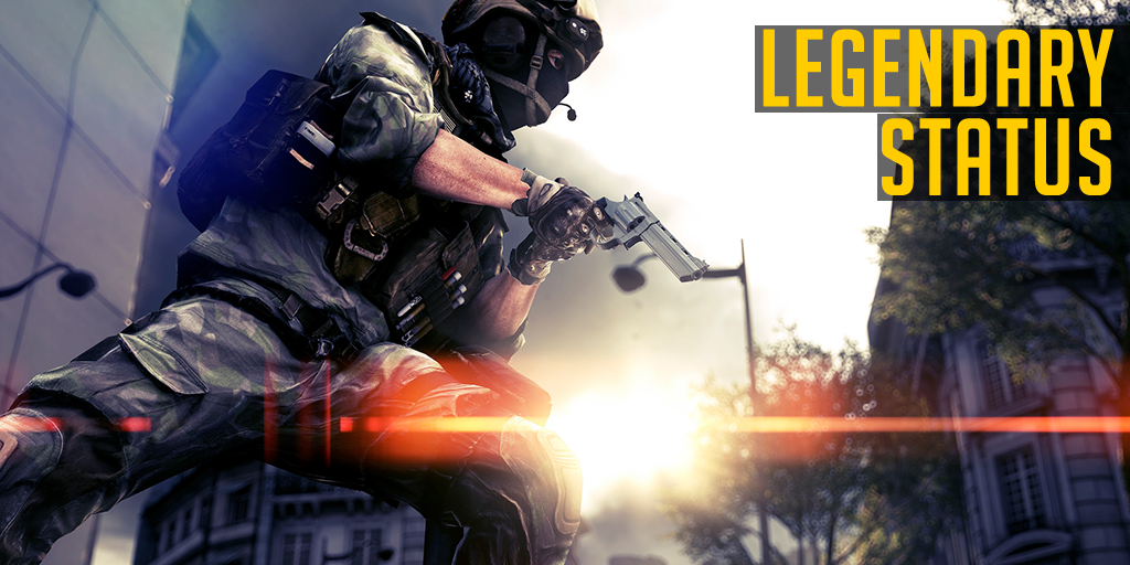 Battlefield 4 poderá receber 'status lendário' semelhante ao do BF Hardline