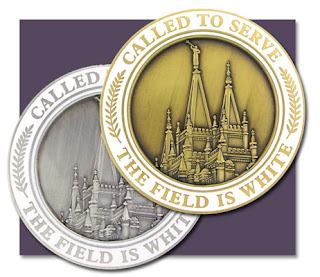 LDS Mission Coins