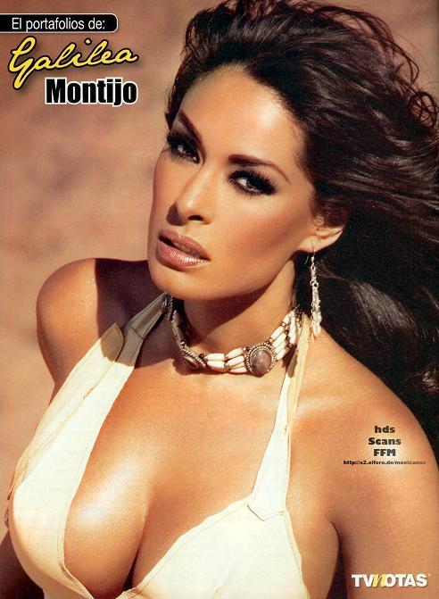 galilea montijo tvnotas magazine june 2006
