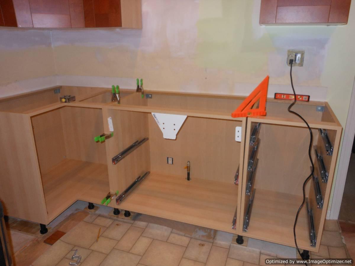 Corner Sink Base Cabinet