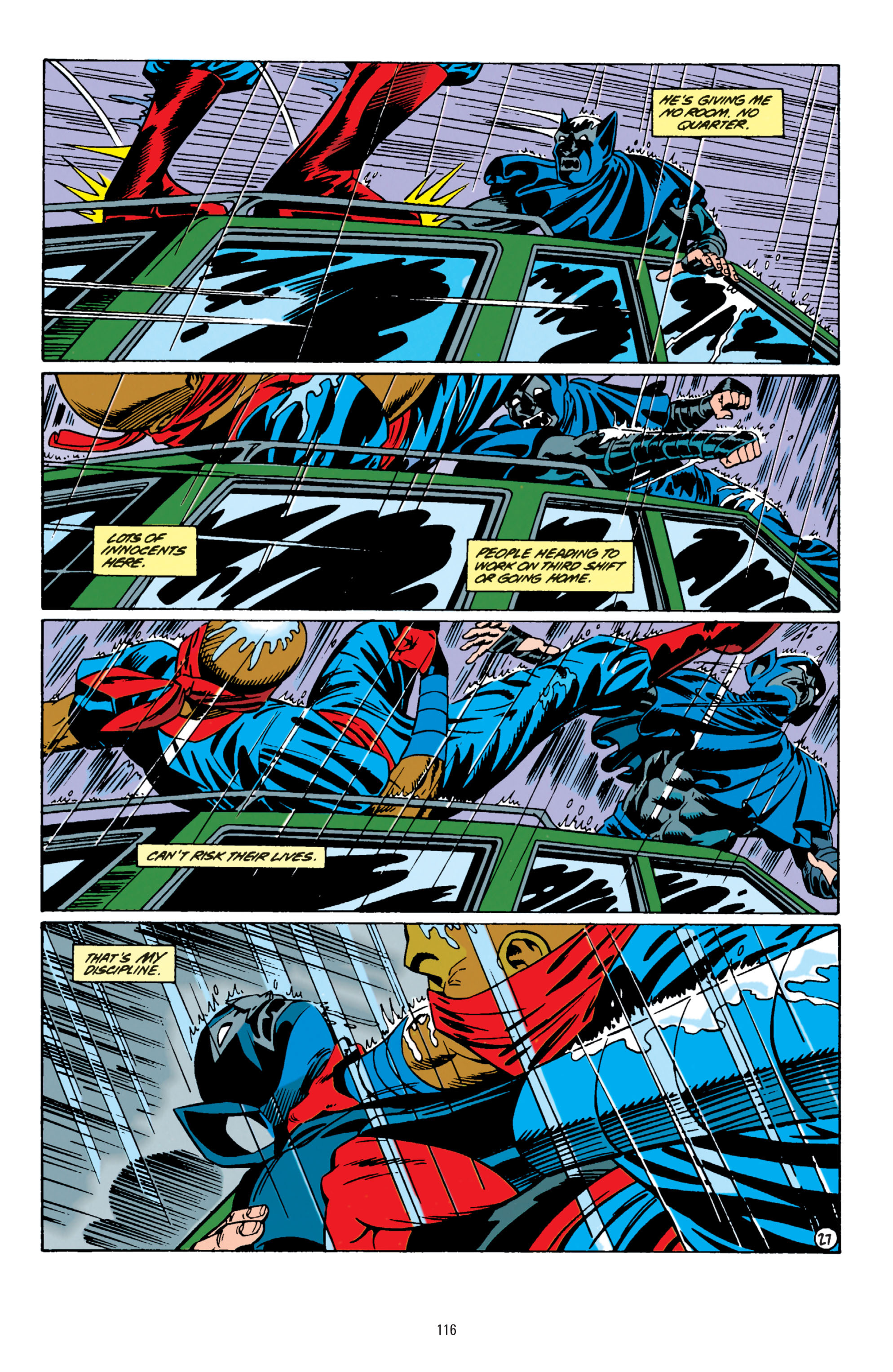 Detective Comics (1937) Issue #676 Page 28