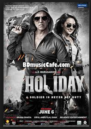 Holiday (2014) Hindi Movie Download in HD