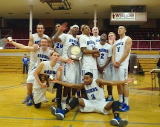SLCC Men's Basketball Team