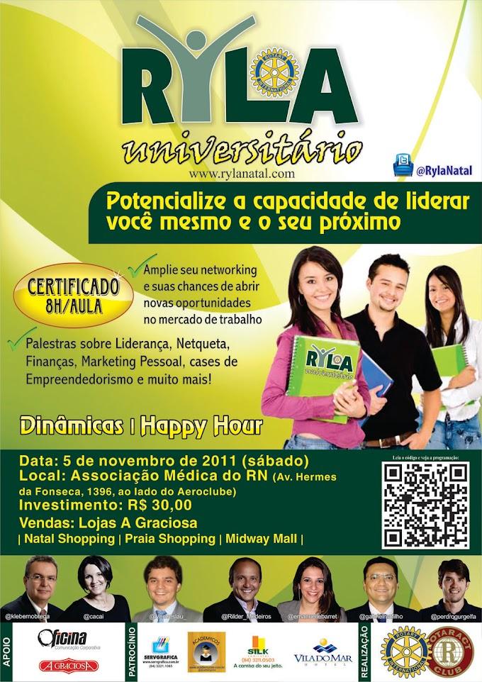 I Ryla Universitário - Workshop Rotary de Jovens Lideranças