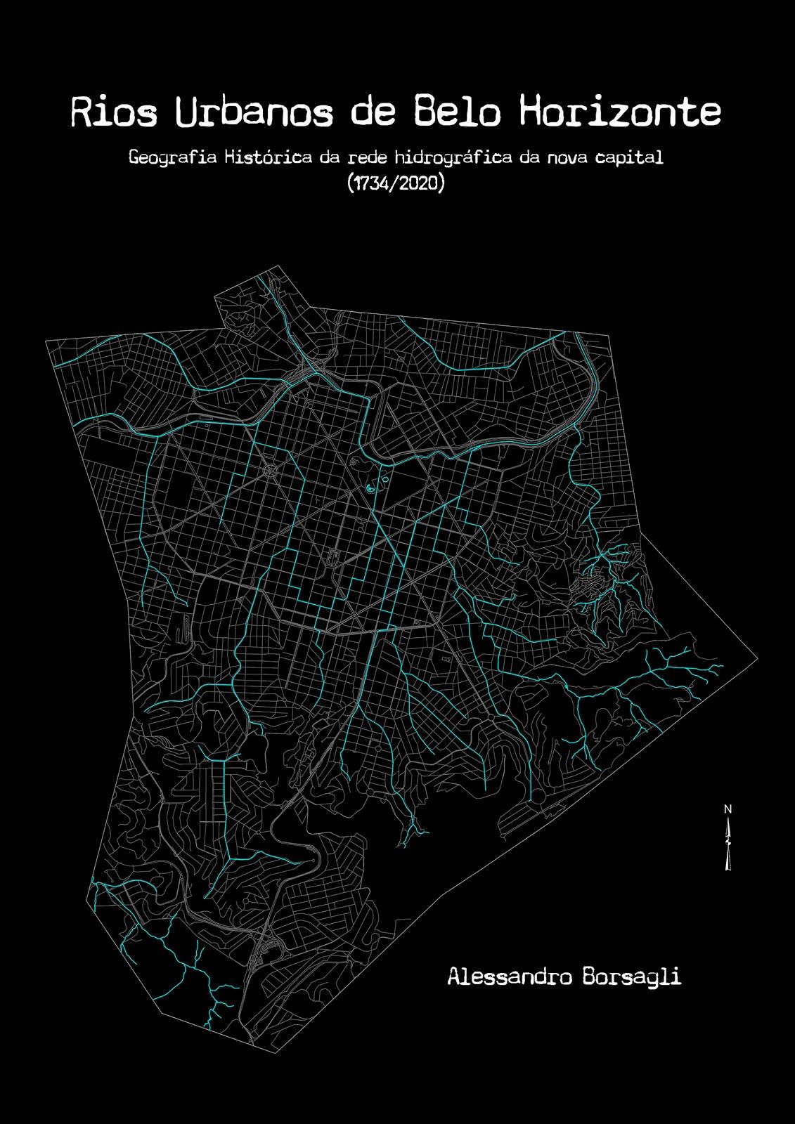 Livro Rios Urbanos de Belo Horizonte
