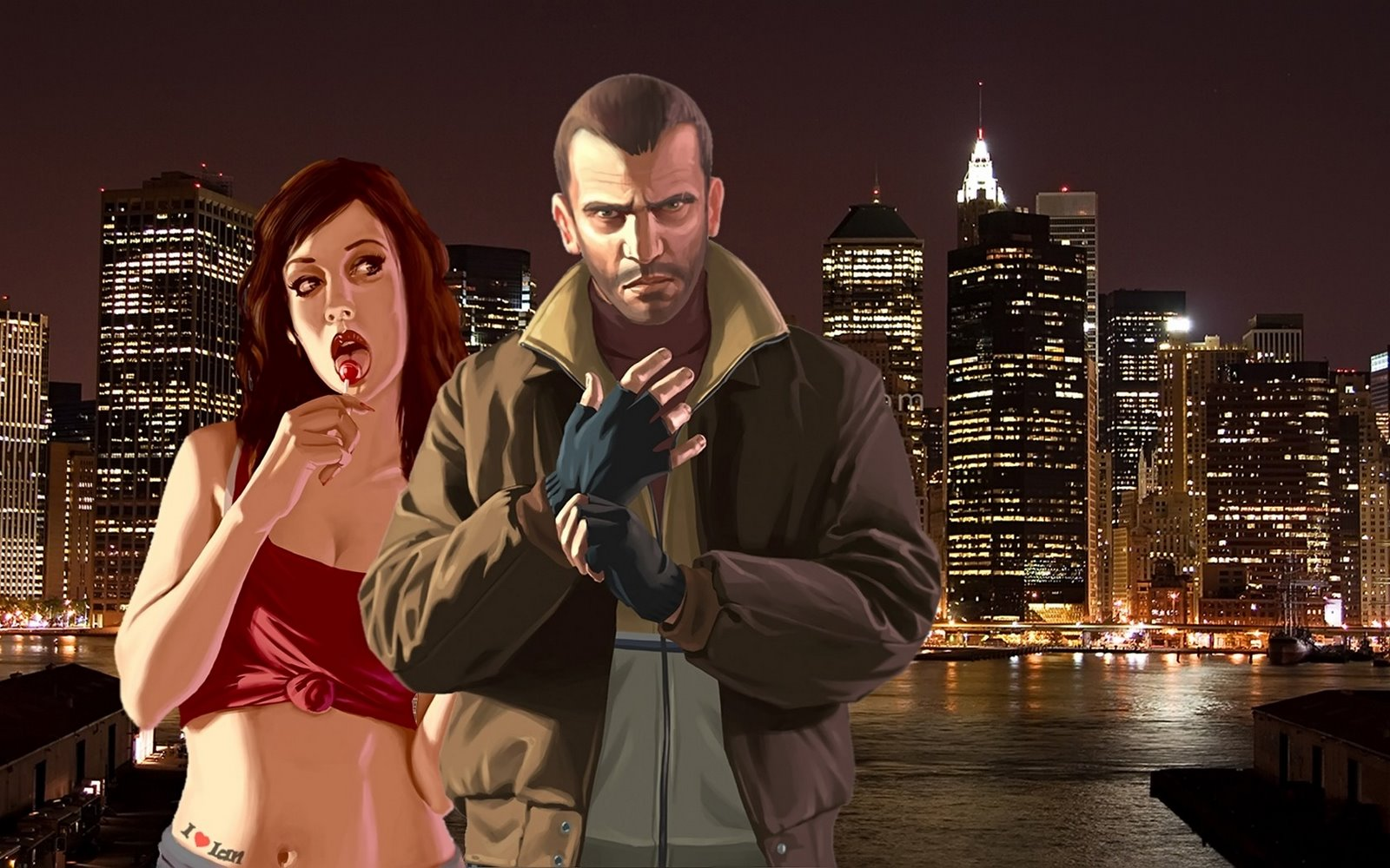 wallpaper: Gta Sa Hd Wallpaper