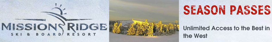 Buy Season Passes at Mission Ridge Ski and Board Resort