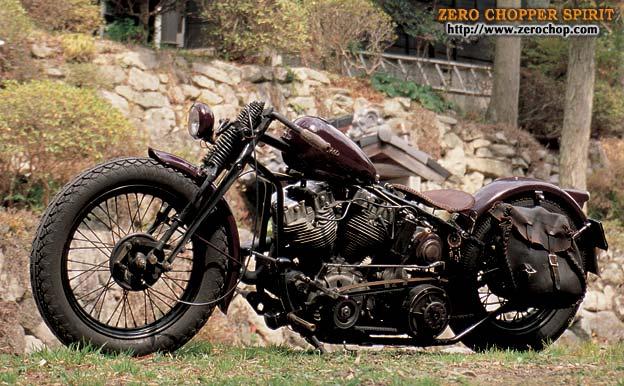 1969 Shovelhead Harley-Davidson
