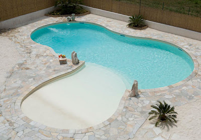 diseño piscina jardín