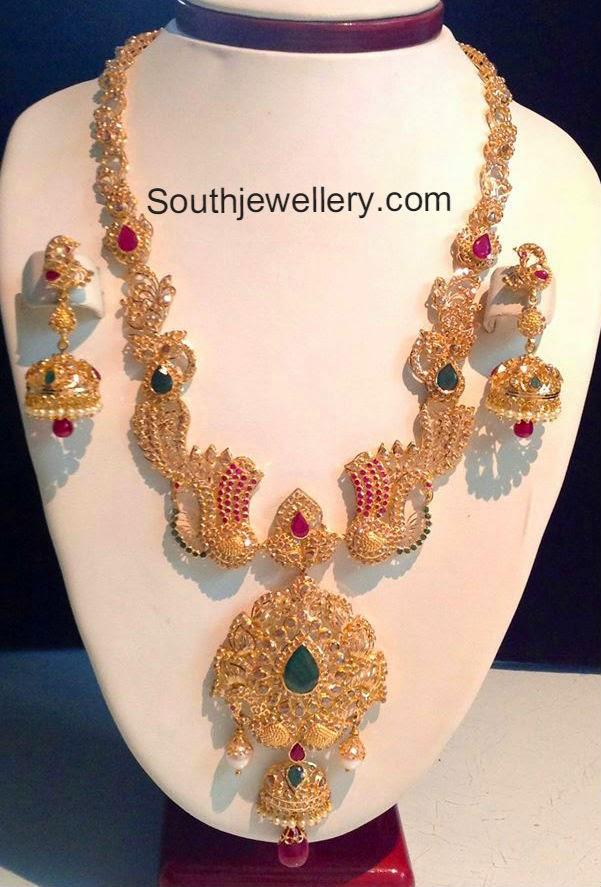chakri diamond necklace