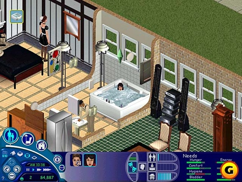 how to play the sims 1
