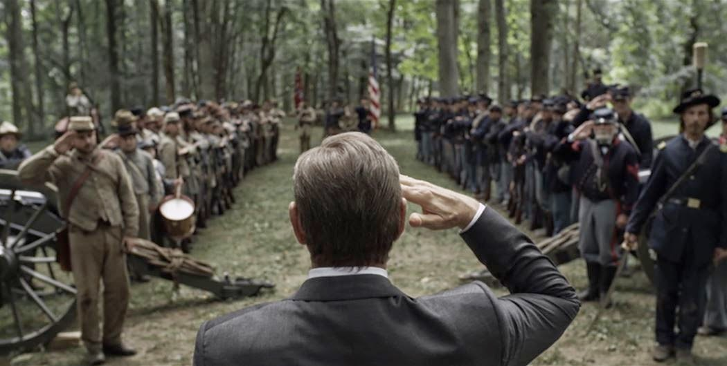 Vice President Frank Underwood in Spotsylvania