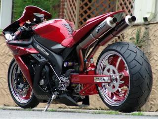 Yamaha R1 Tunada