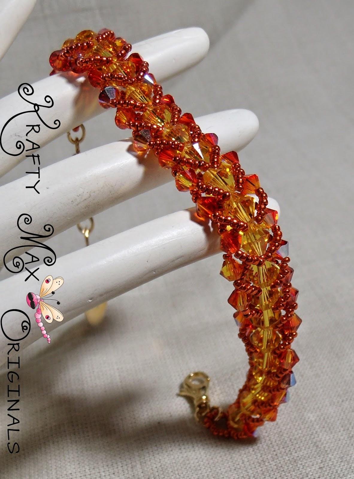 http://www.artfire.com/ext/shop/product_view/KraftyMax/9210813/swarovski_crystal_on_fire_handmade_beadwoven_bracelet/handmade/jewelry/bracelets/beadwork