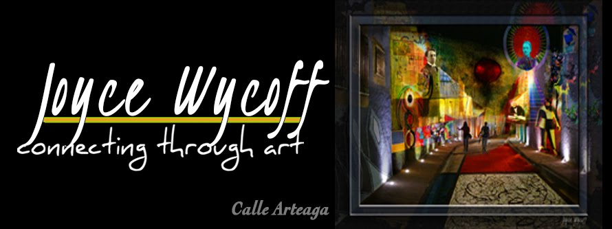 Joyce Wycoff Connecting through Art