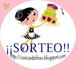 ¡¡ESTOY DE SORTEO!!