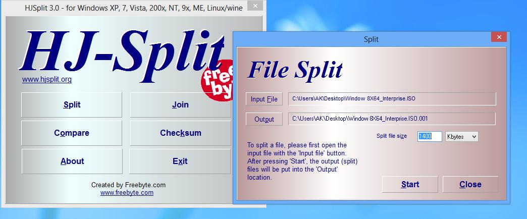 Phần mềm cắt nối file đơn giản hiệu quả