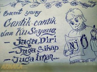armaila.com - Lukisan Karya Khairil Amri Nasution - buat yang...
